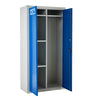 Workplace PPE Clothing Cabinets open door