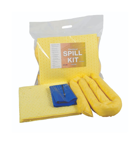 20 Litre Chemical Spill Kits in Break Packs