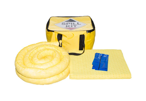 35 Litre Chemical Spill Kit in Cube Bag