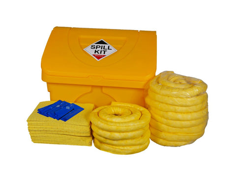 240 Litre Chemical Spill Kits with Storage Bin