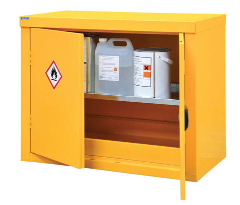 Compact COSHH Cabinet