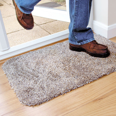 Indoor Cotton Door Mat 4mm height - MudProtect | First Mats UK