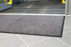 Machine Washable Door Mat - Grey