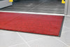 Machine Washable Door Mat - Red