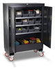 Mobile Fittings Cabinet fc3 open prop
