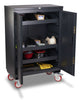 Mobile Fittings Cabinet fc4 open prop
