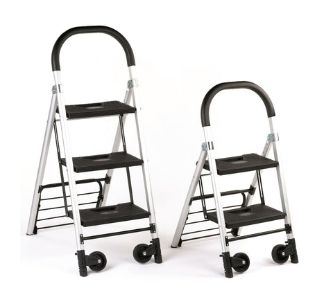 Versatile Folding Step Ladder & Sack Truck FMS82Y and FMS83Y