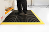 Black Fatigue Step Mat