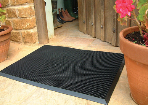 DirtTrap Rubber Entrance Mat