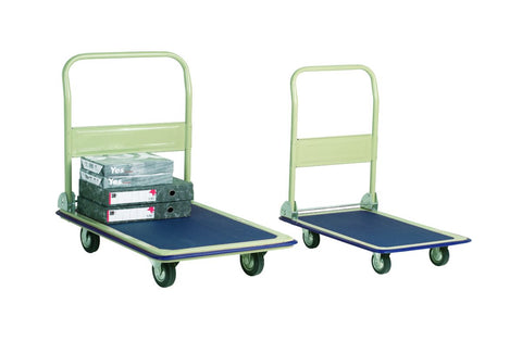 Economy Folding Platform Trolley - 150kg to 250kg