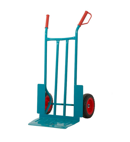Extra-Wide Heavy-Duty Sack Truck - 250kg Loads
