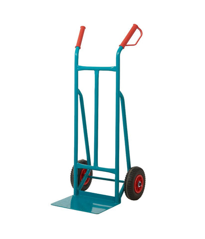 Puncture-Proof Heavy-Duty Sack Truck - 200kg Loads