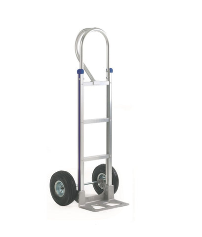 Lightweight Aluminium Sack Truck - P Handle