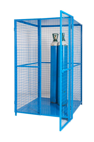Metal Mesh Security Cage