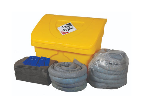240 Litre General Purpose Spill Kits with Storage Bin