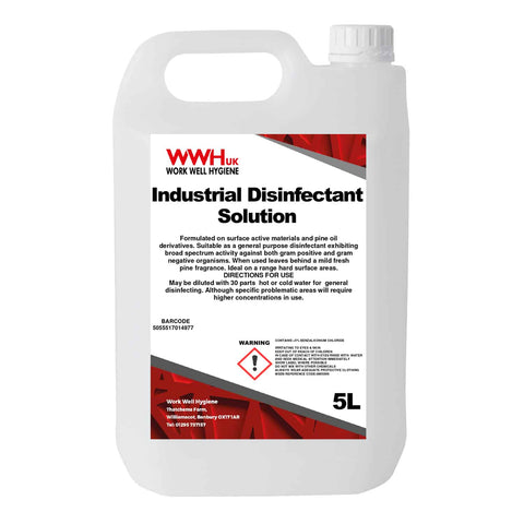Industrial Disinfectant Solution