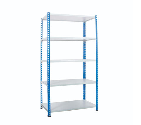 Hi-Gloss Space Saver Shelving
