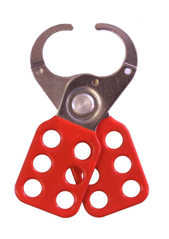 Steel Jaw Safety Lockout Hasp 25mm