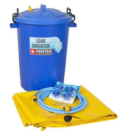 Leak Diverter Kit - Yellow Version