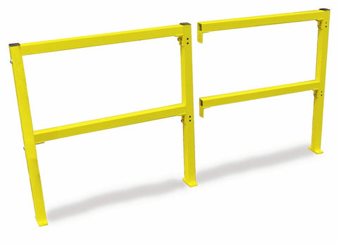 Modular Warehouse Safety Barriers