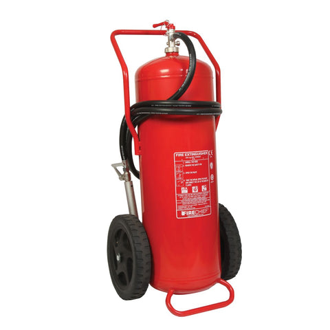 100kg Mobile Fire Extinguisher (FXP100)