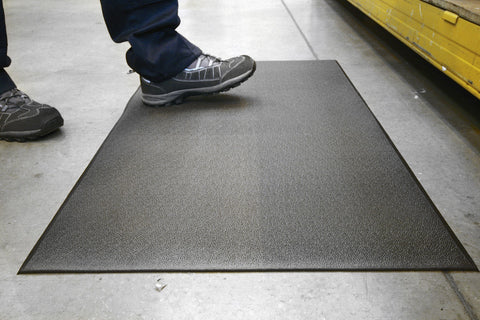 TextureMat Black Anti-Fatigue Mat
