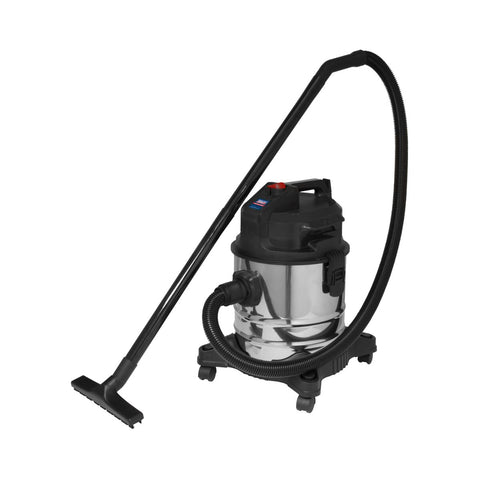 1000W Low Noise Industrial Vacuum Cleaners 20L
