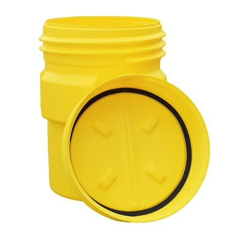 UN Approved 95 US Gallon Overpack Container