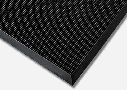 Rubberneedle Outdoor Rubber Door Mat First Mats Uk