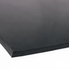 Commercial Black Rubber Sheet Corner
