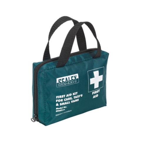 First Aid Kit for Cars, Taxis and Vans