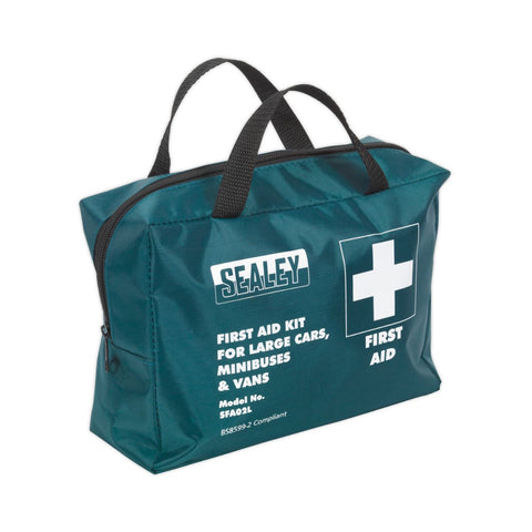 First Aid Kit for Minibuses and Coaches