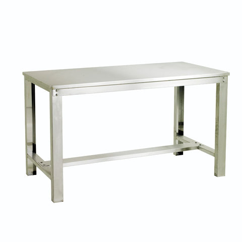 1500mm Standard Stainless Steel Workbenches