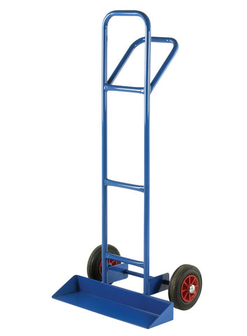 Industrial Chair Trolleys Solid Rubber vertical
