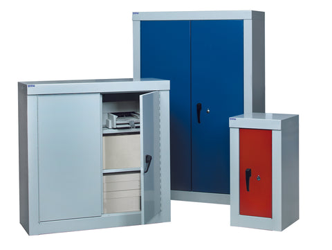 Welded High Security Metal Cabinets group shot