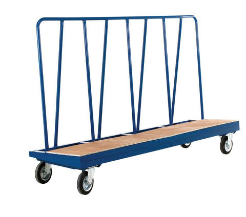 High Frame Board Trolley with Plywood Base 500kg