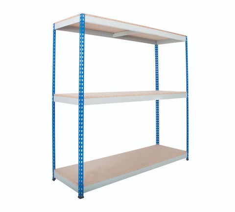 3 tier warehouse shelving