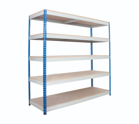 5 tier warehouse shelving