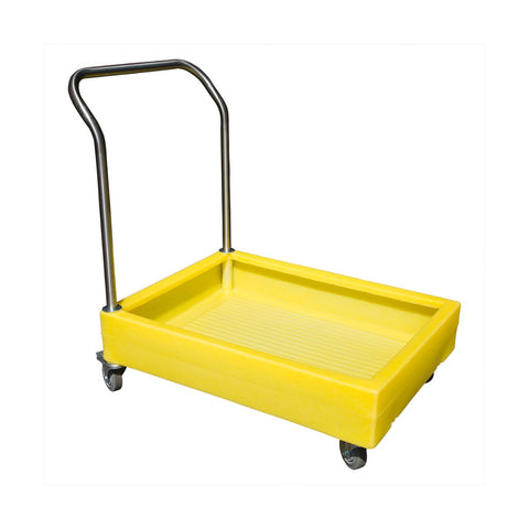 Compact Bunded Trolley for 25L Containers