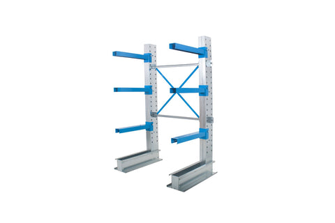 single sided cantilever racking