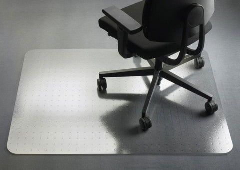 Chair Mat for Carpeted Floor - Square