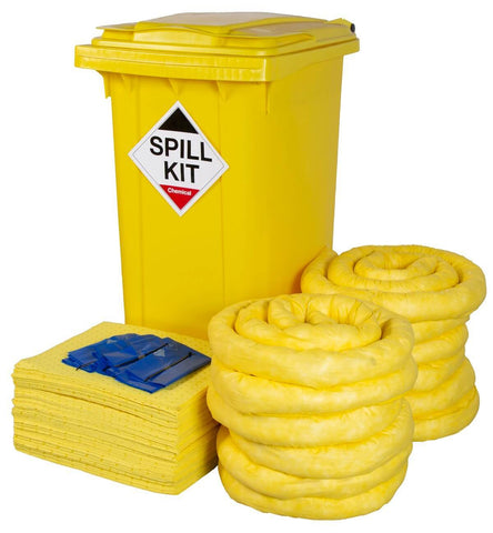 240 Litre Chemical Spill Kit