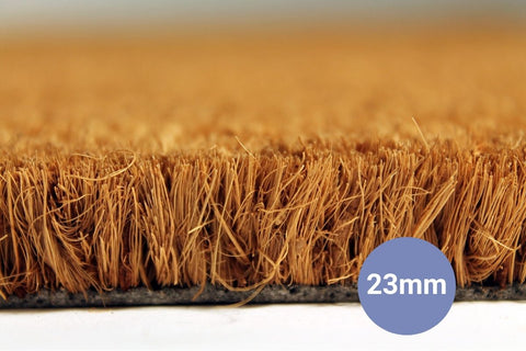 23mm Thick Coir Coconut Matting