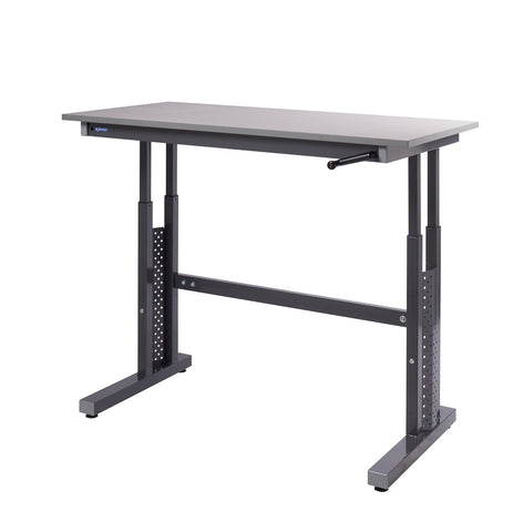 Cost Saver Height Adjustable Workbench full height without prop