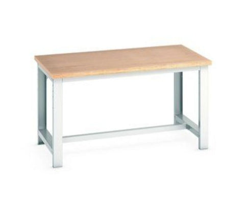 Cubio Workbenches with Multiplex Worktop
