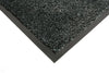 Black Washable Door Mat