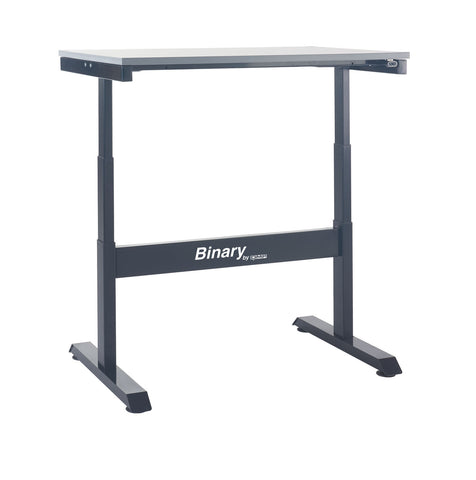 Electric Height Adjustable Workbench with Laminate Worktop