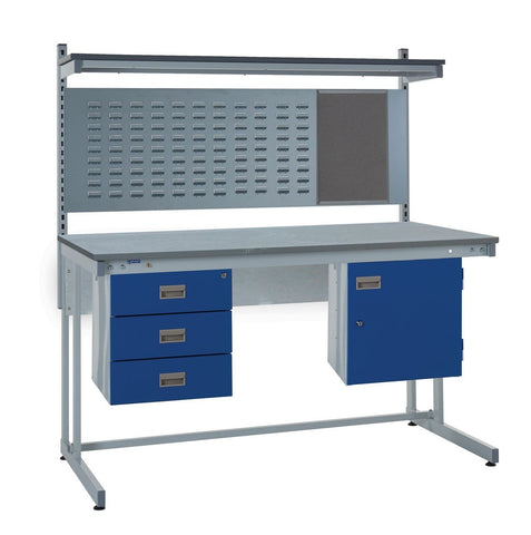 ESD Workbench and Accessories Kit D