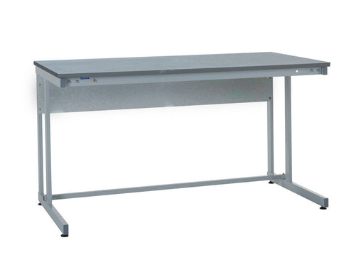 ESD Workbench with Rubber Neostat Worktop