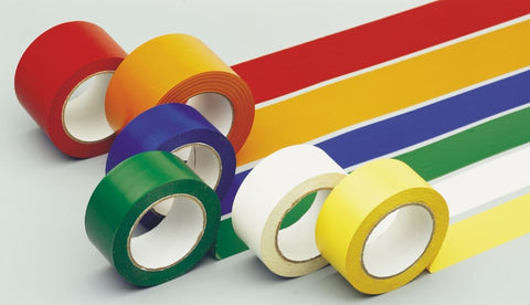 Adhesive Floor Marking Tape (50mm / 2